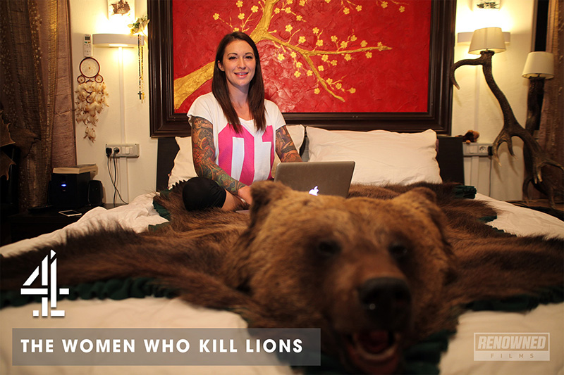 Women Who Kill Lions